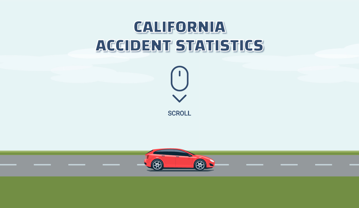 2018 California Car Accident Statistics | Interactive Adventure