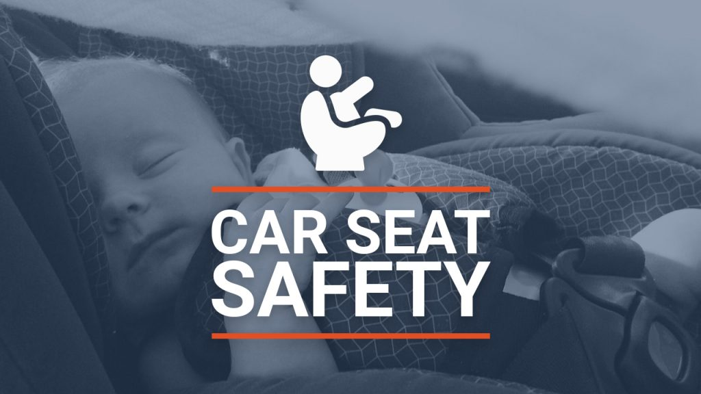 California Car Seat Safety Laws