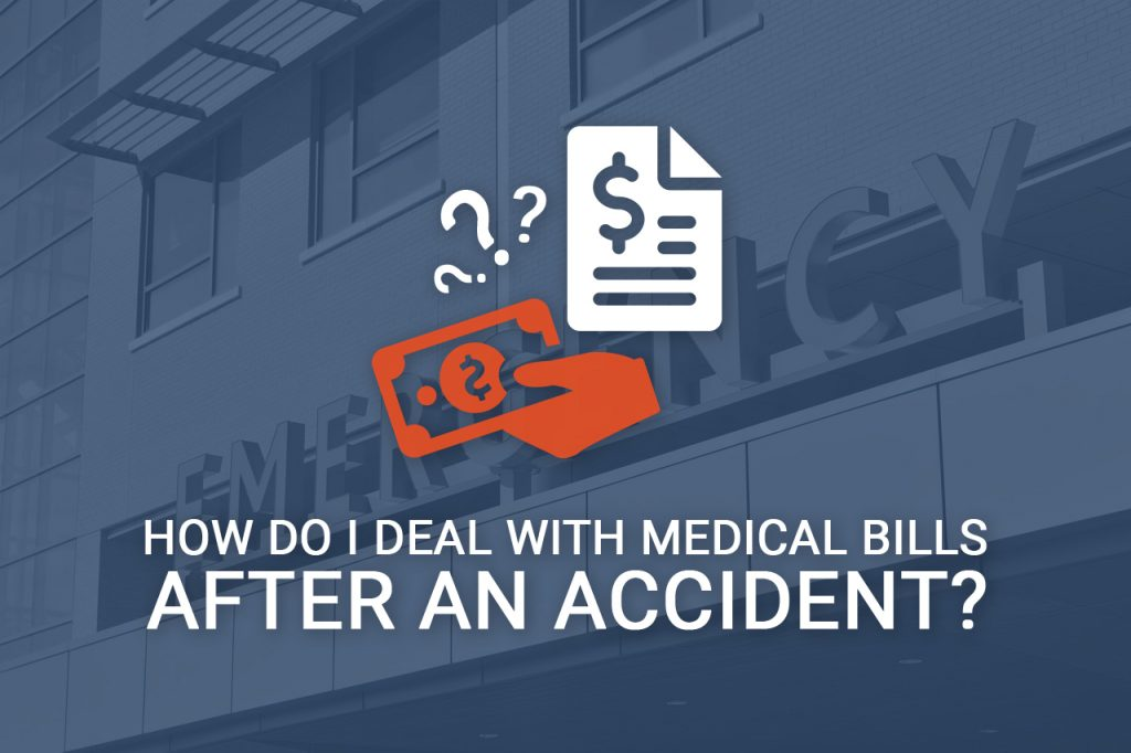 How To Pay Medical Bills After A Car Accident