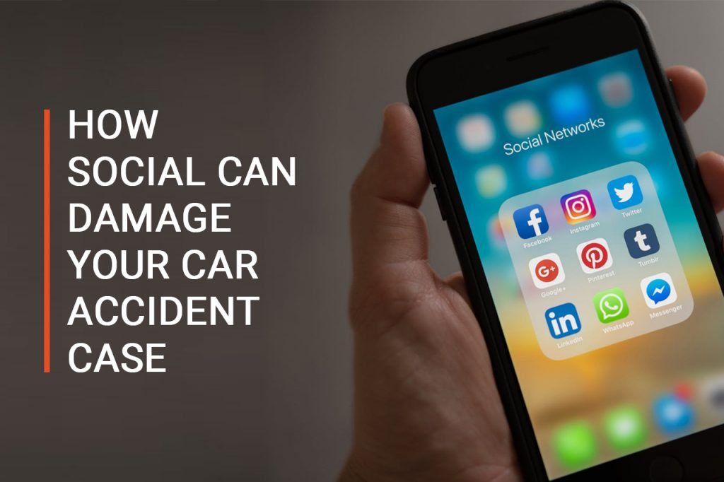 Social Media In A Car Accident Case