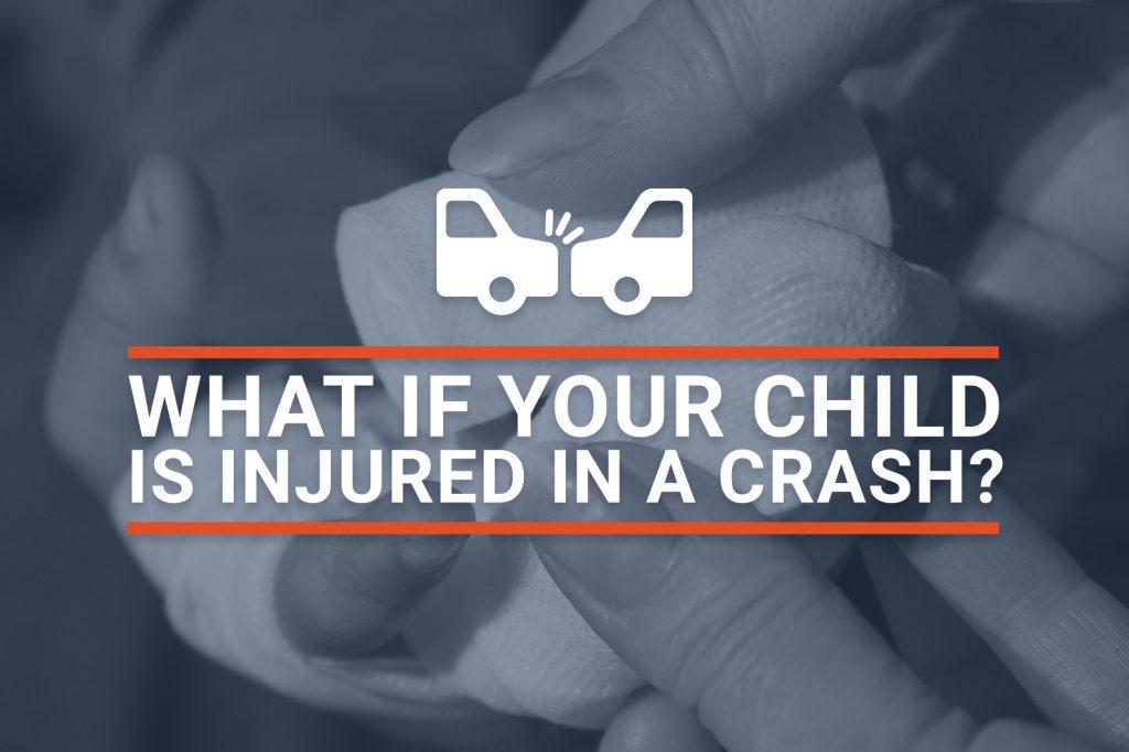 Child Injured In A Crash