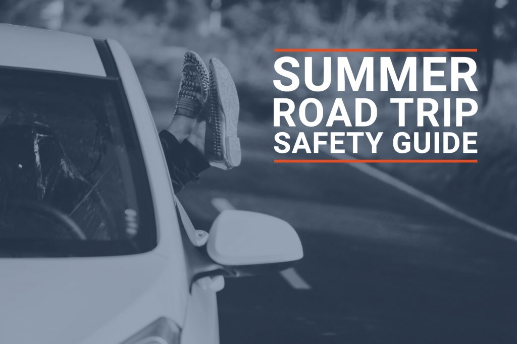Summer Road Trip Accidents