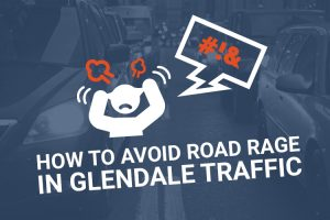 How To Avoid Road Rage Related Accidents In Glendale Traffic