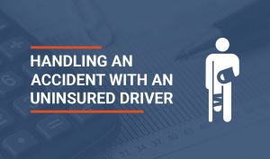 Handling An Accident With An Uninsured California Driver