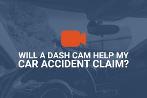 Will A Dash Cam Help My California Car Accident Claim?