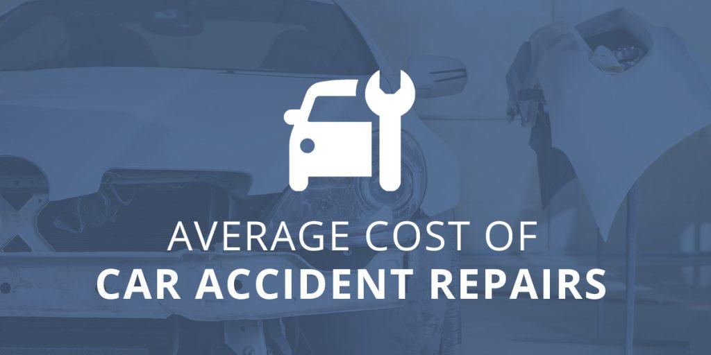 Average Cost of Car Accident Repairs