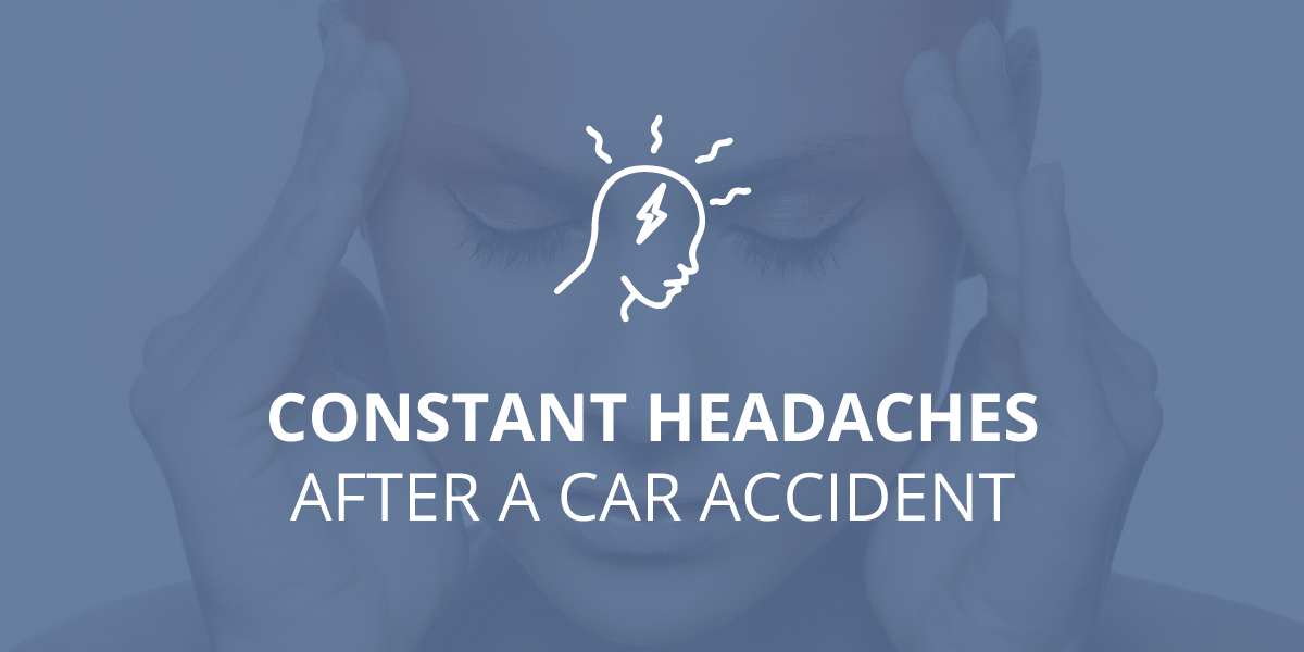 Constant Headaches After a Car Accident
